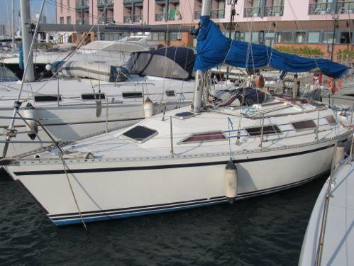 Zeilboot Dufour Gib Sea 352 · 1990