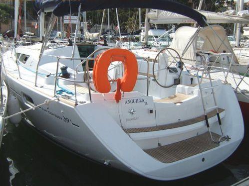 Segelboot Jeanneau Sun Odyssey 39 i (2007)