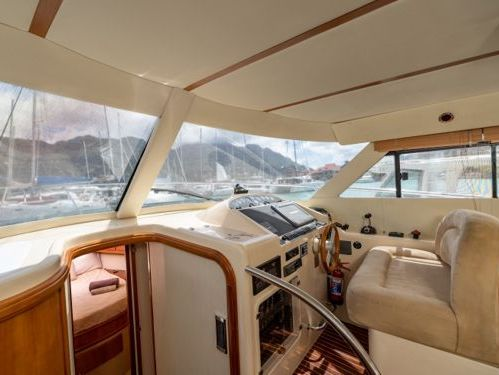 Motorboat Rodman 1250 · 2007
