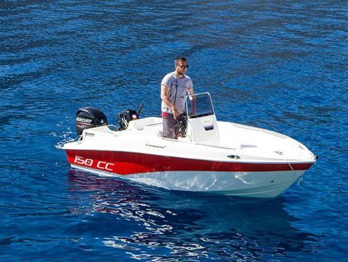 Motorboat Compass 150cc · 2015