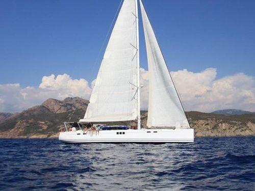 Sailboat Hanse 630 · 2008