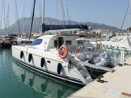 Catamaran Nautitech 395 · 1999