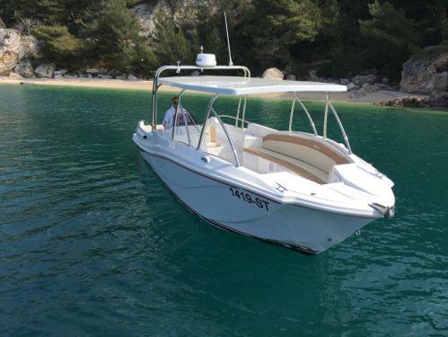 Sportboot Mercan 34 (2018)