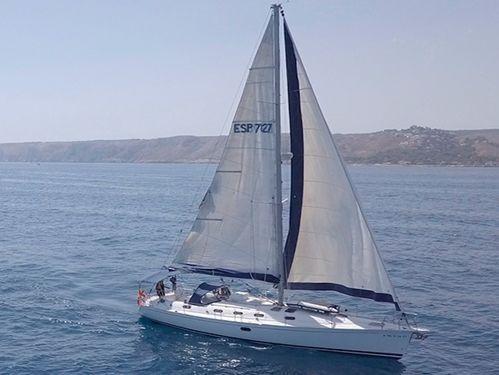 Sailboat Dufour 43 · 2004