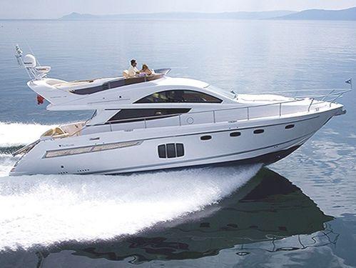 Imbarcazione a motore Fairline Phantom 48 · 2010