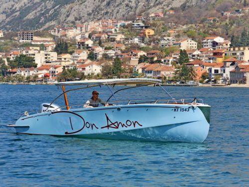 Sportboot Don Amon 10 · 2017