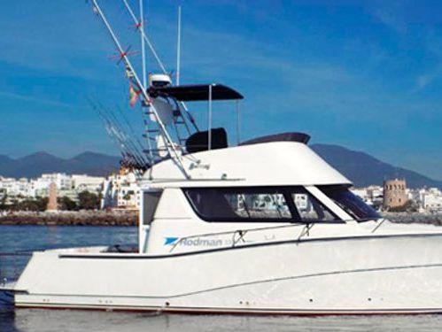 Imbarcazione a motore Rodman 12.50 · 2006