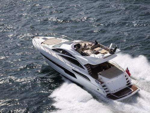 Imbarcazione a motore Sunseeker 68 Sport · 2017