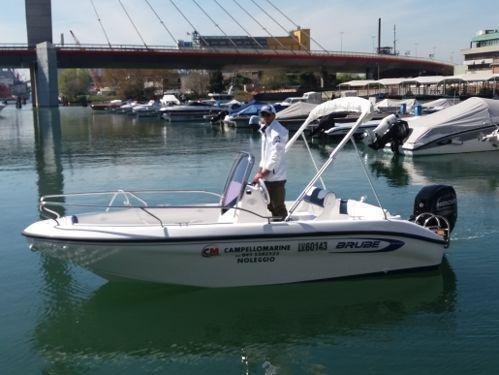 Sportboot Brube Treporti · 2019