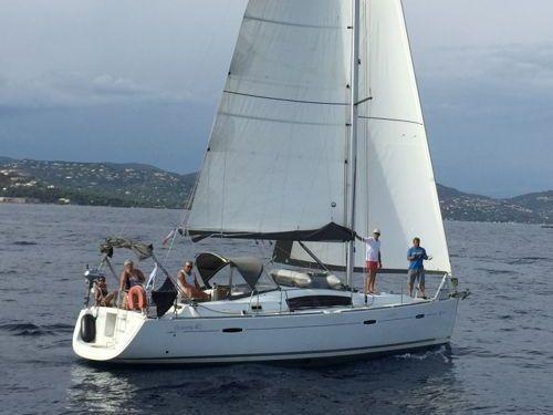 Barca a vela Beneteau Oceanis 40 (2011)