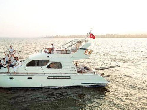 Motorboat Fairline 40 (2000)