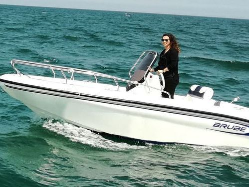 Sportboot Brube Treporti · 2017