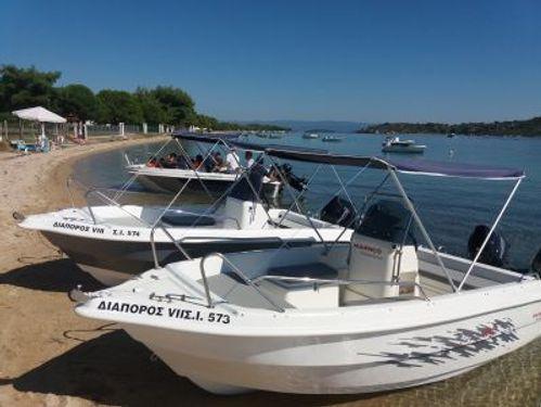 Sportboot Diaporos FF · 2018
