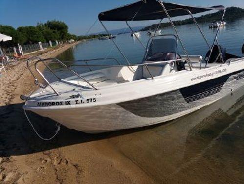 Sportboot Diaporos 52 · 2019