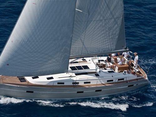Sailboat Bavaria 50 · 2011