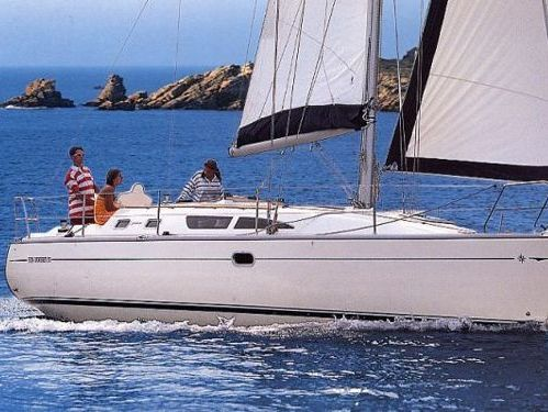 Segelboot Jeanneau Sun Odyssey 37 (2006)