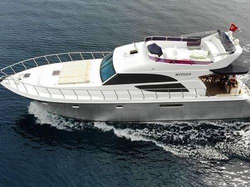 Imbarcazione a motore Custom Built (2014)
