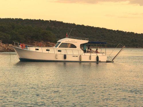 Imbarcazione a motore Custom Built (2017)
