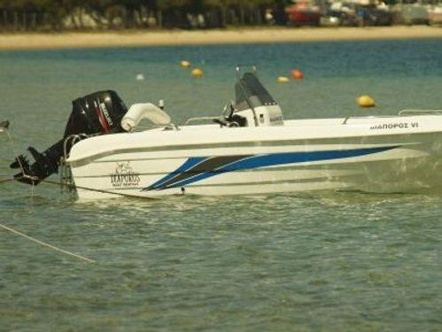 Sportboot Diaporos 46 · 2017