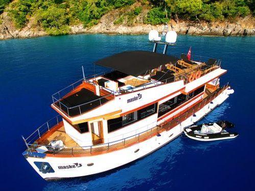 Motorboat Custom Built · 2017