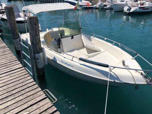 Speedboat Fiart Marea 20 · 2010