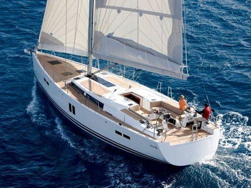 Barca a vela Hanse 545 (2010)