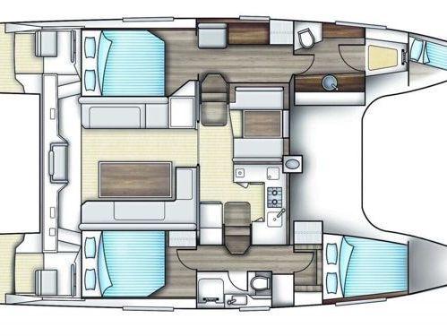 Catamaran Nautitech 40 Open · 2014