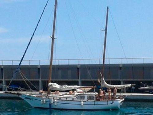 Segelboot Formosa 41 (1972)