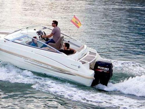 Imbarcazione a motore Jeanneau Cap Camarat 555 DC · 2010