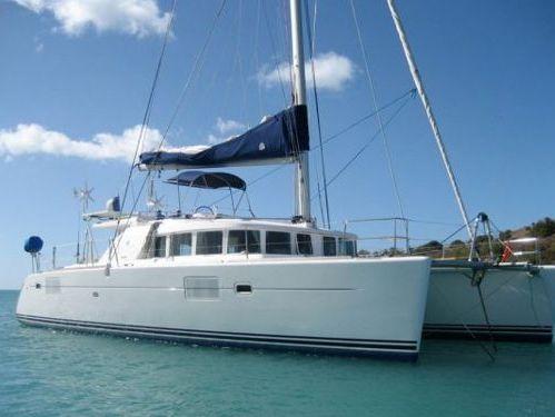 Catamarano Nautitech 44 · 2007