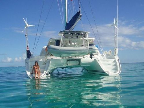 Catamarano Lagoon 440 · 2009
