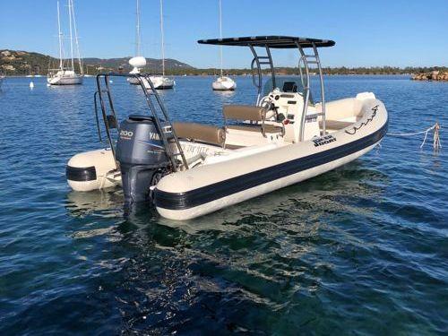 RIB Jokerboat JOKER 23 GT 700 (2012)