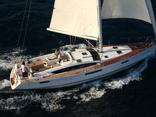 Zeilboot Jeanneau 44 i · 2014