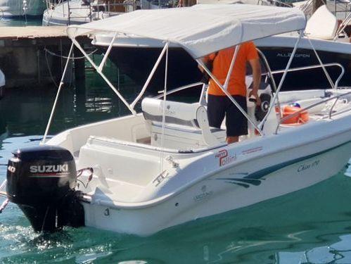 Speedboat Pollini Chios 170 · 2019