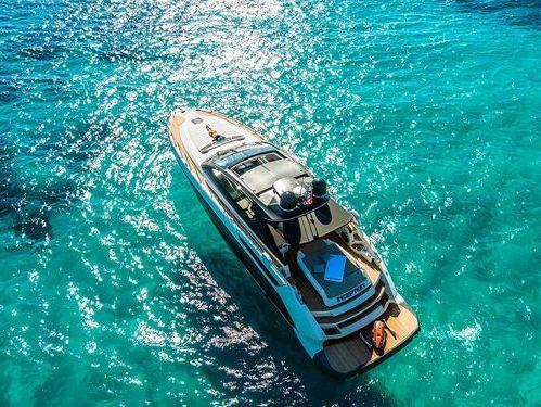 Motorboot Azimut Atlantis 58 · 2012