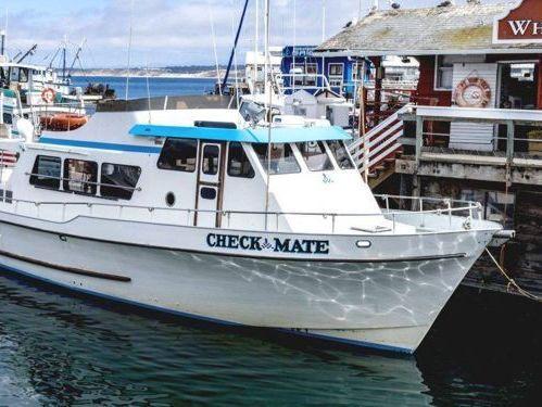 Motorboat Custom Built · 1980
