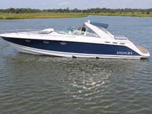 Motorboot Donzi 39 ZSC · 2001