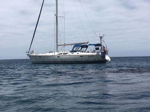 Zeilboot Jeanneau 45.2 · 2002
