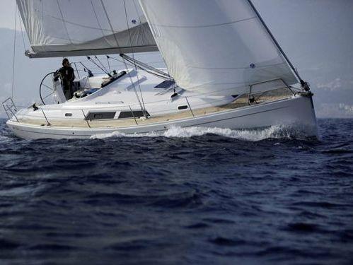 Barca a vela Hanse 545 · 2010