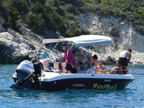 Speedboat Ranieri Soverato 5.45 · 2015