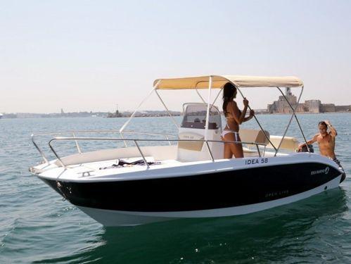 Sportboot Idea Marine 58 · 2016