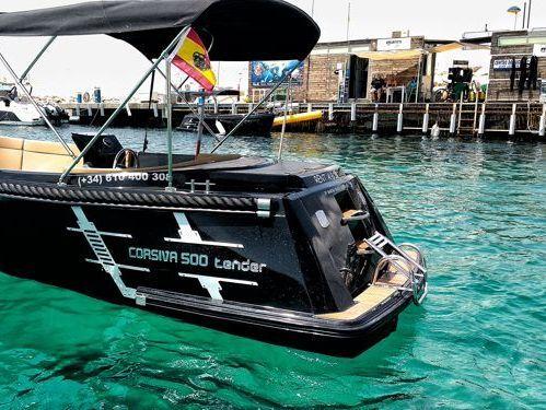 Speedboat Corsiva 595 Tender (2018)