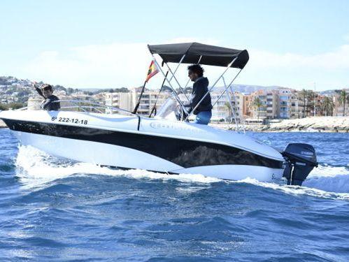Speedboat Coastliner 475 Sport (2018)