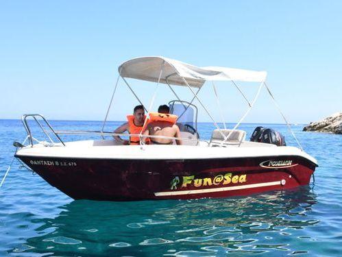 Speedboat Ranieri Poseidon Blue Water 4.80 · 2015