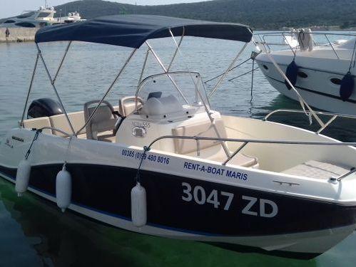 Speedboat Quicksilver 555 · 2012