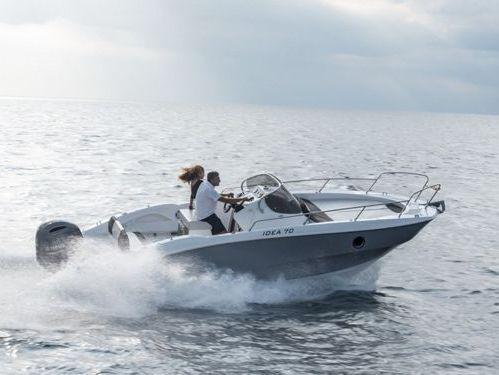 Speedboat Idea Marine 70 · 2016