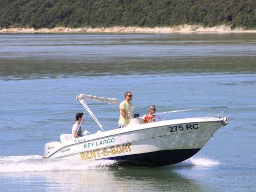 Imbarcazione a motore Sessa Key Largo 19 · 2005