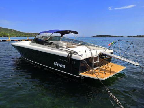Motorboat Itama 38 · 1982