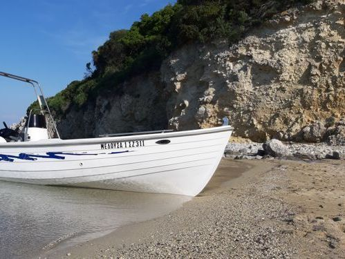 Motorboot A-Hellas 4.7 · 2010