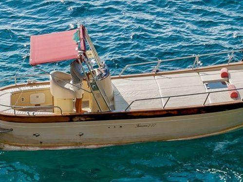 Sportboot Custom Built · 2015